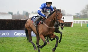 Cyrname returns to racing after coming second in the King George on Boxing Day.