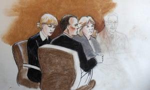 Taylor Swift courtroom sketch