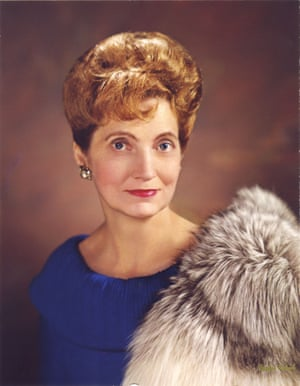 Mary Anne Trump, wife of Fred Trump and mother of Republican presidential candidate Donald Trump.