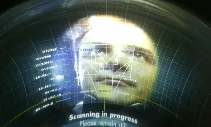 Facial Recognition Technology Can Expose Political Orientation From Naturalistic Facial Images
