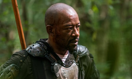Lennie James as Morgan Jones.