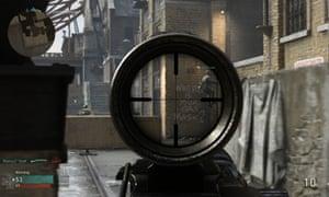 Call of Duty: WWII screenshot.