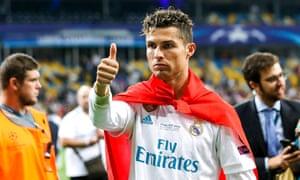 Cristiano Ronaldo, Real Madrid - Liverpool