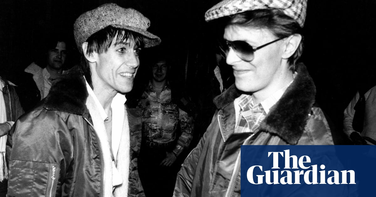Songs for Europe: what music did Bowie and Iggy listen to in 1970s Berlin?