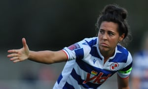 Fara Williams has signed a contract extension at Reading.