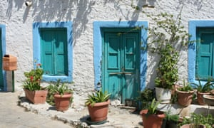 Rena's Rooms, Lipsi, Greece