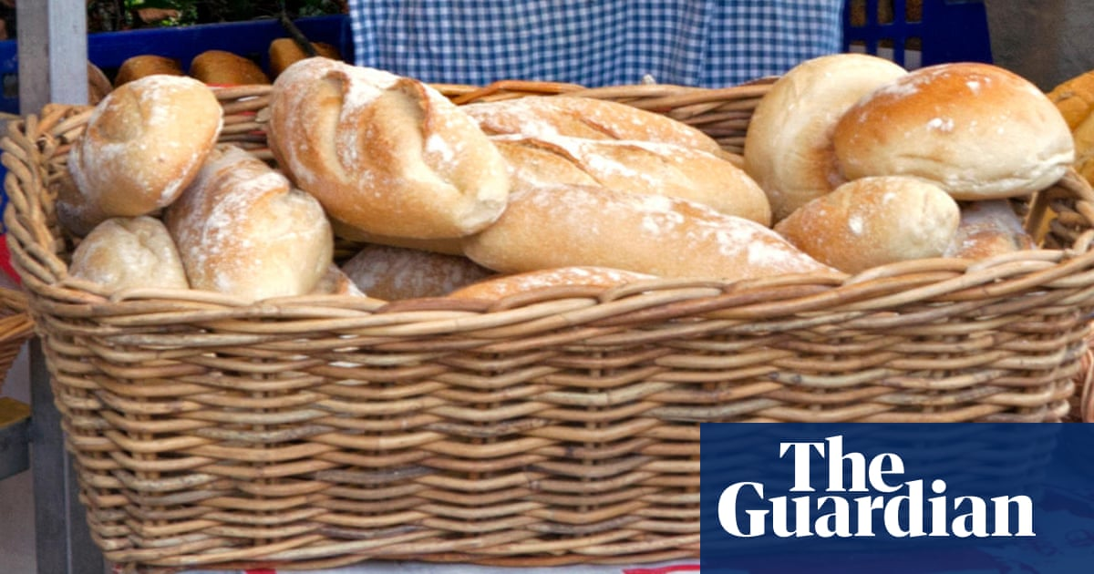 UK retail sales jump as shoppers swoop on bakery and garden items