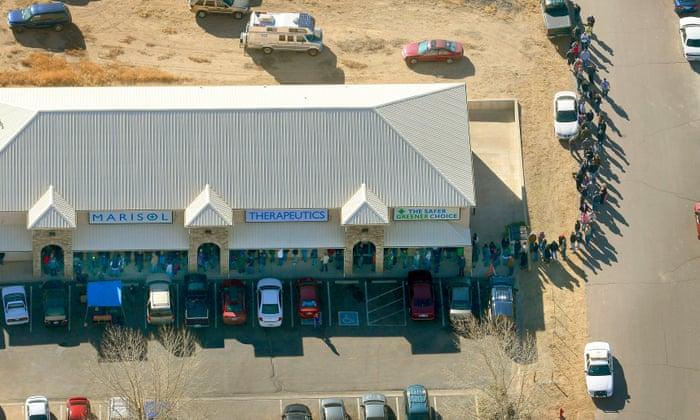 Welcome To Pueblo Colorado The Pot Rush Town For The Marijuana