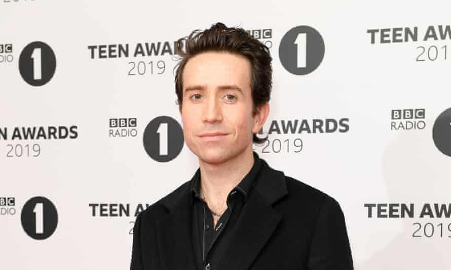 Nick Grimshaw, who is leaving Radio 1 after 14 years.