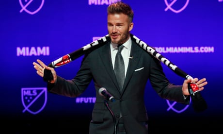1759fbd863ba David Beckham wants to bring Class of '92 spirit to his Miami MLS team