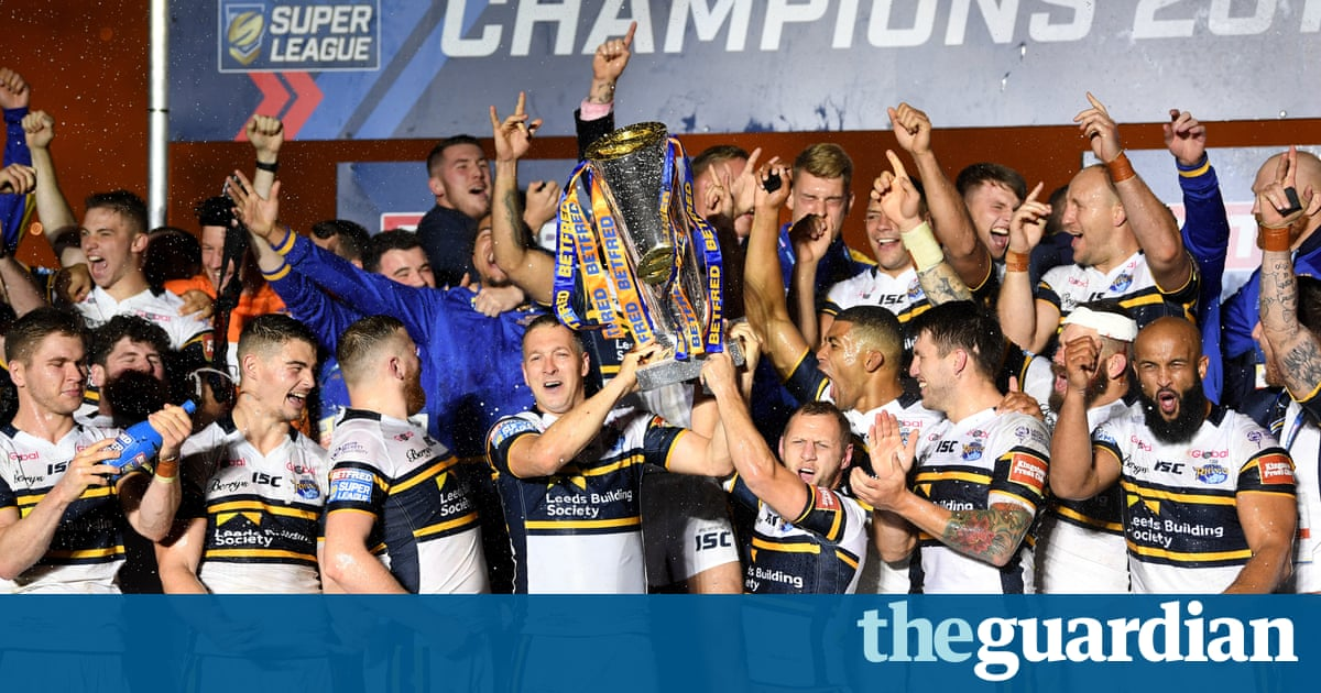 Super League awards: the complete review of the 2017 season | Aaron Bower