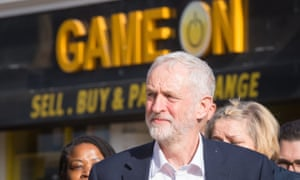 Jeremy Corbyn: 'They say I don't play by the rules …They're quite right.'