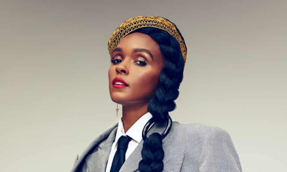 F&M EXCLUSIVE: Janelle Monae for Film and Music