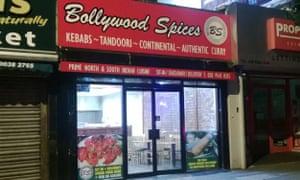 Bollywood Spices, Belfast
