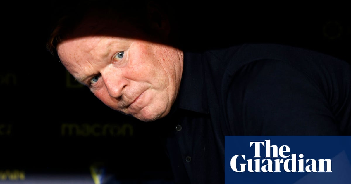 Decline and defiance leave Koeman a dead man walking at Barcelona