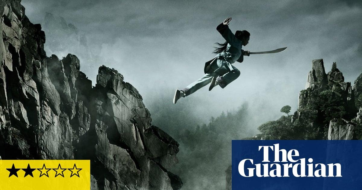 Crouching Tiger Hidden Dragon Sword Of Destiny Review