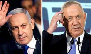 Image result for 2020 israel election