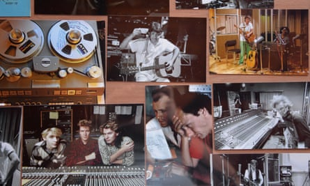 AIR studios Montserrat 80s pop music George Martin