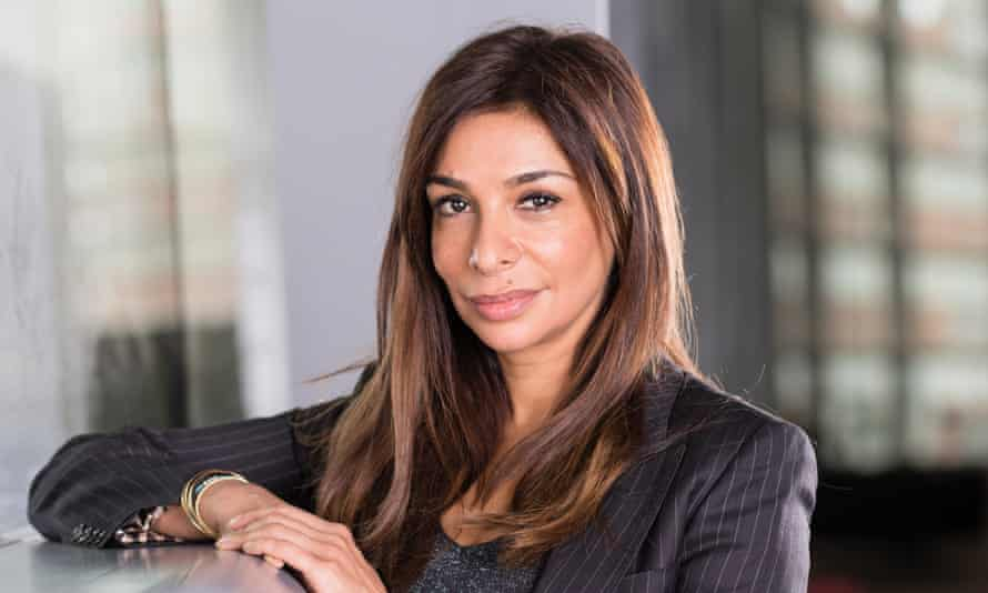 'We were a lively family, the Indian version of the Von Trapps': Shobna Gulati.