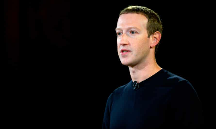Mark Zuckerberg has faced significant pushback from staff over his decision to leave Trump's post up.