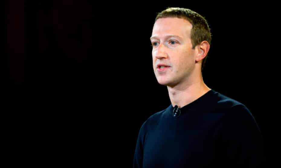 Civil rights activists have criticized Facebook chief Mark Zuckerberg's justification for allowing incendiary comments on the social network from Donald Trump.