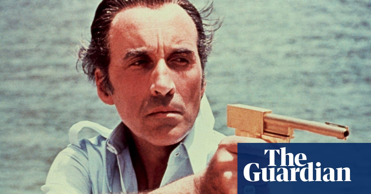 Christopher Lee - a life in pictures | Film | The Guardian
