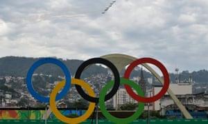 The Olympics … from Rio to Dublin?