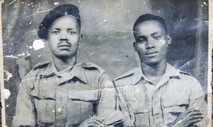 We were abandoned': the Kenyan soldier forgotten by Britain ...