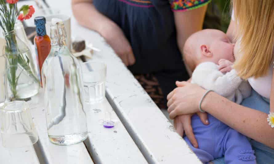 The UK has one of the lowest breastfeeding rates in the world, with only one in 200 women still breastfeeding their children beyond their first birthday.