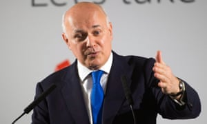 Iain Duncan Smith is campaigning for Britain to leave the EU