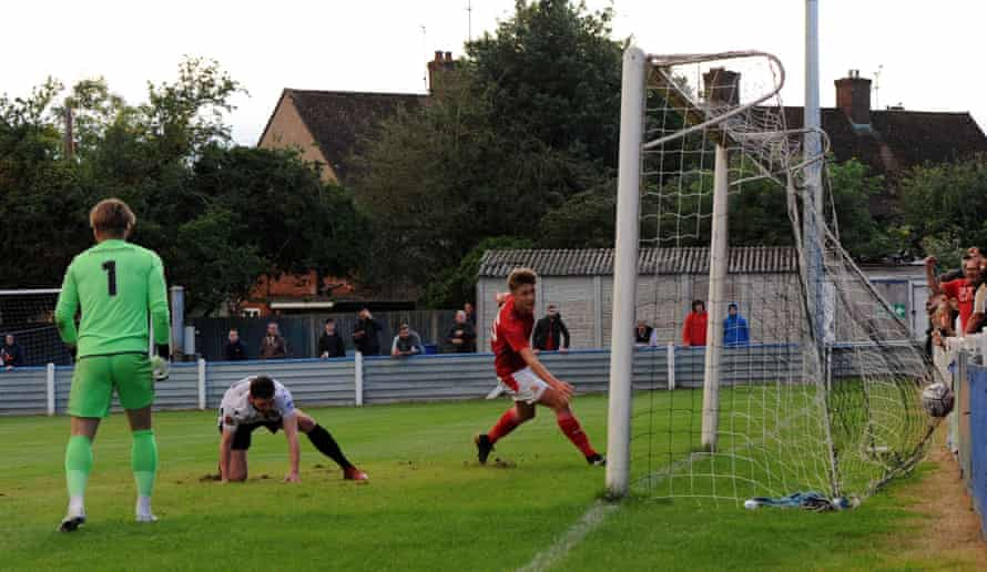Swindon take on Hungerford Town in a pre-season friendly earlier this month.
