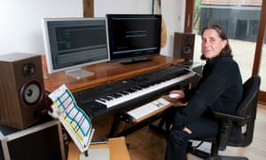 'Morse is a very melancholic character, so the tune had to be melancholic, and he was a lover of classical music, so it should be an orchestral score and not a synthesiser,' said Barrington Pheloung.