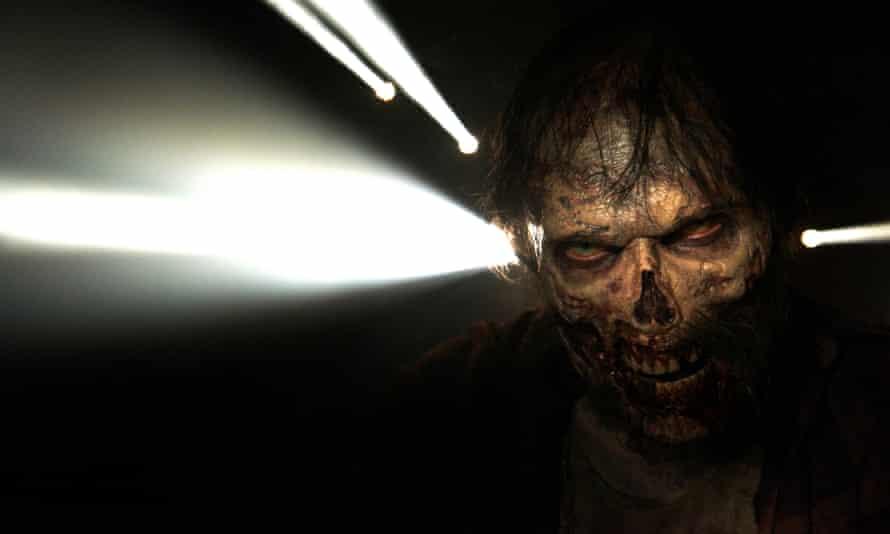 Zombie from The Walking Dead season 5