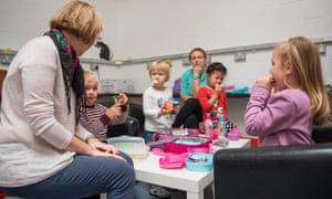 Polish Saturday school in Ely