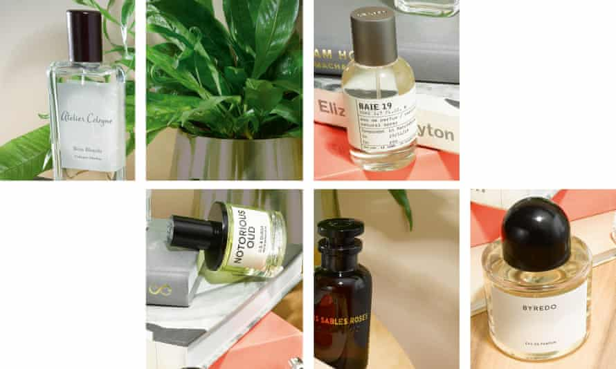 Gender-free perfumes for spring