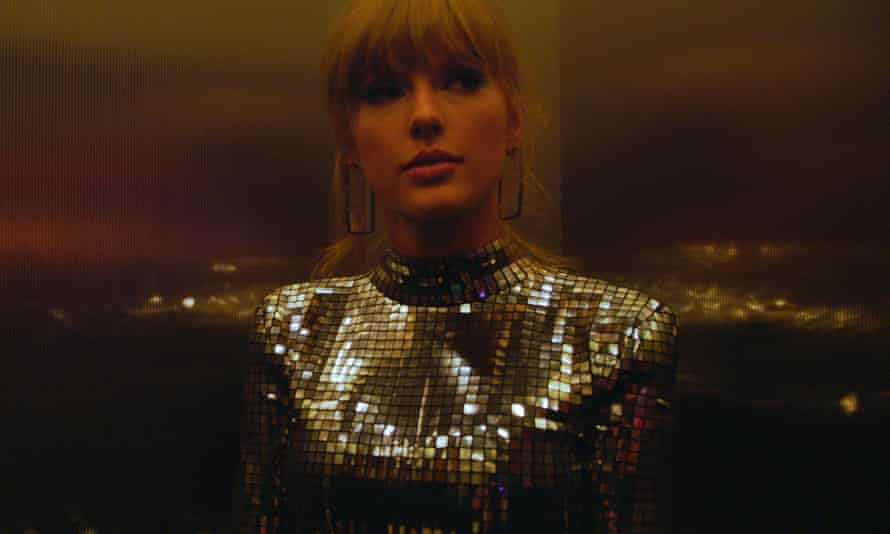 A still from Taylor Swift: Miss Americana, a high-profile documentary on music stardom.