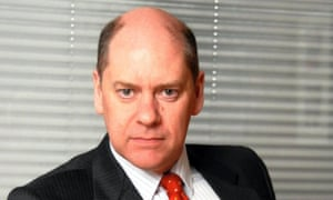 Jonathan Evans, former director general of the British Security Service