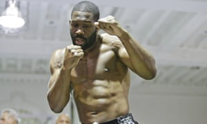 Bryant Jennings has been vegan since 2015