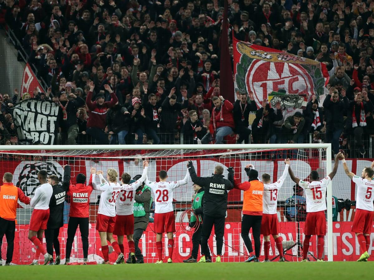 1. FC Köln   FC start FIFA Tournament for charity