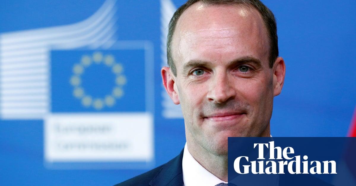 Dominic Raab 'totally misunderstands' Northern Ireland Brexit terms, warns EU