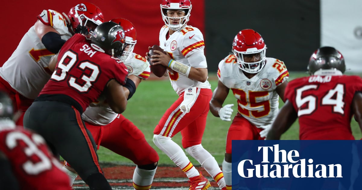 NFL round-up: Mahomes magic leads Chiefs past Bradys Buccaneers