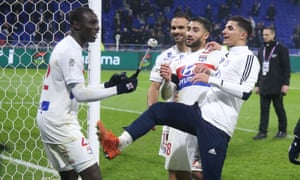 Nabil Fekir captained Lyon to third place in Ligue 1 last season.