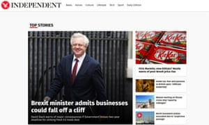 Independent.co.uk: traffic fell by 11% in September