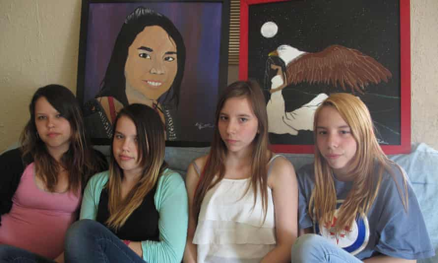 Canada murder victim Tina Fontaine family