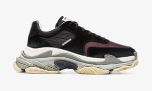 Triple S sneakers, £ , Balenciaga