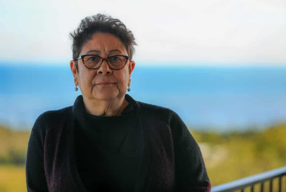 Author Aileen Moreton Robinson
