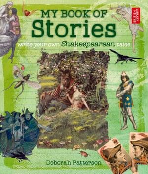 My book of Stories shakespearean tales