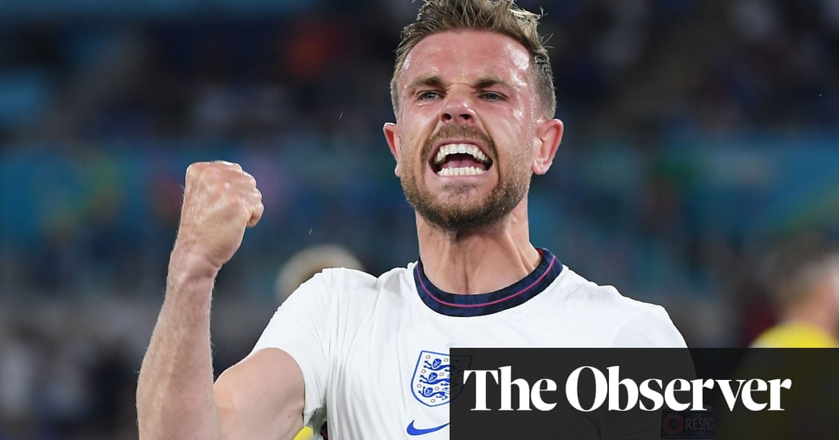 On pitch and off, Jordan Henderson typifies Southgate's selfless England