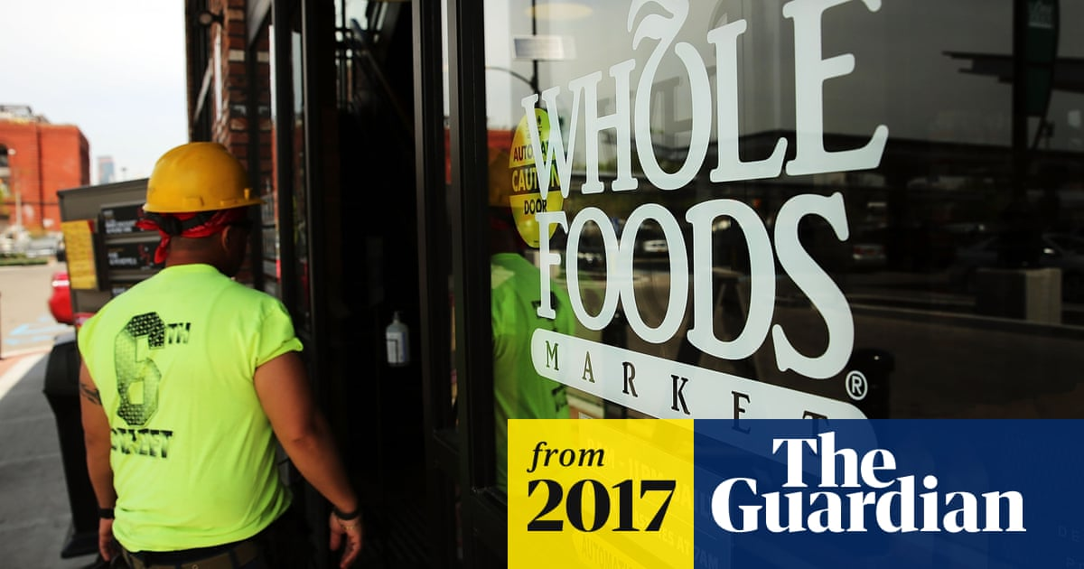 Amazon to buy Whole Foods Market in $13 7bn deal | Business