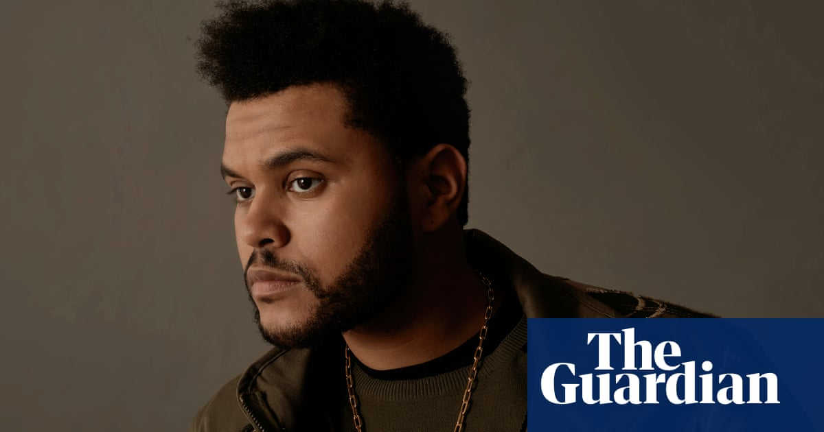 The Weeknd Drugs Were A Crutch For Me Music The Guardian